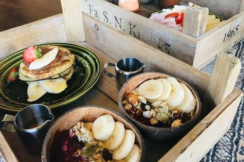 Ontbijt/brunch/lunch 2 share